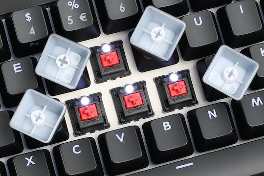 Cooler Master Masterkeys Pro M Mechanical Keyboard