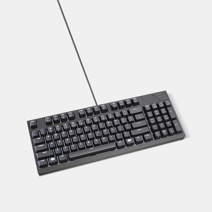 Cooler Master Masterkeys Pro M Mechanical Keyboard