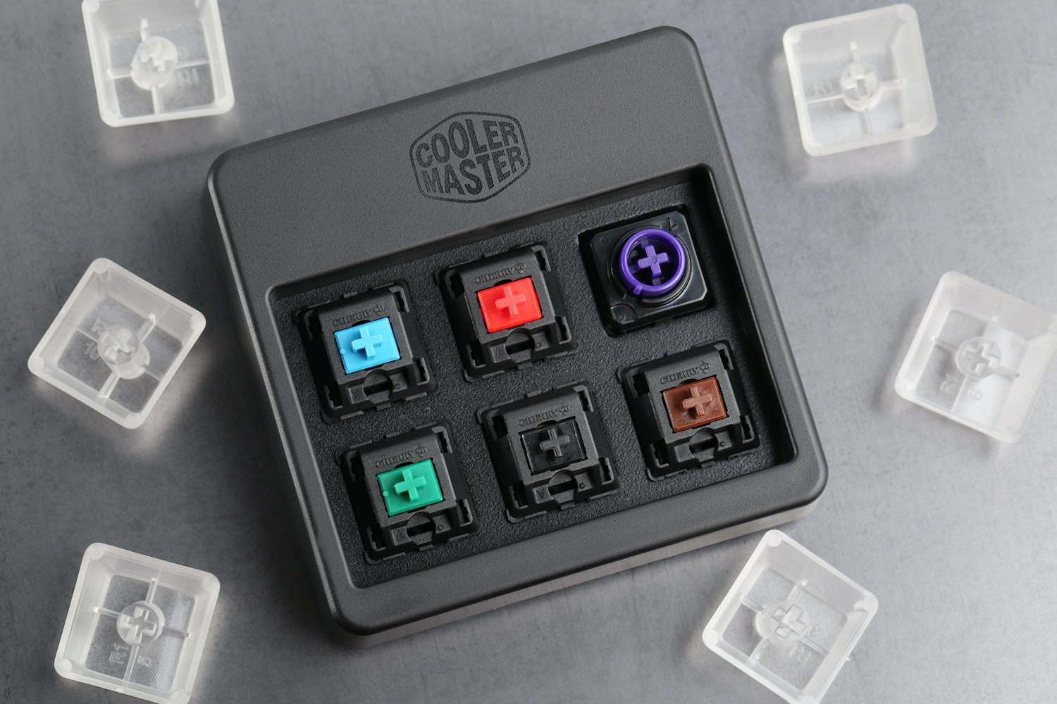 Cooler Master Switch Tester V2