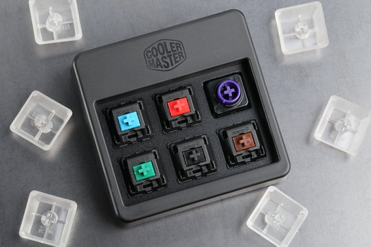 Cooler Master Switch Tester V2