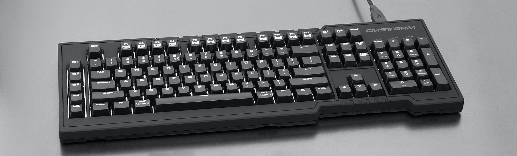Cooler Master Trigger Z Keyboard