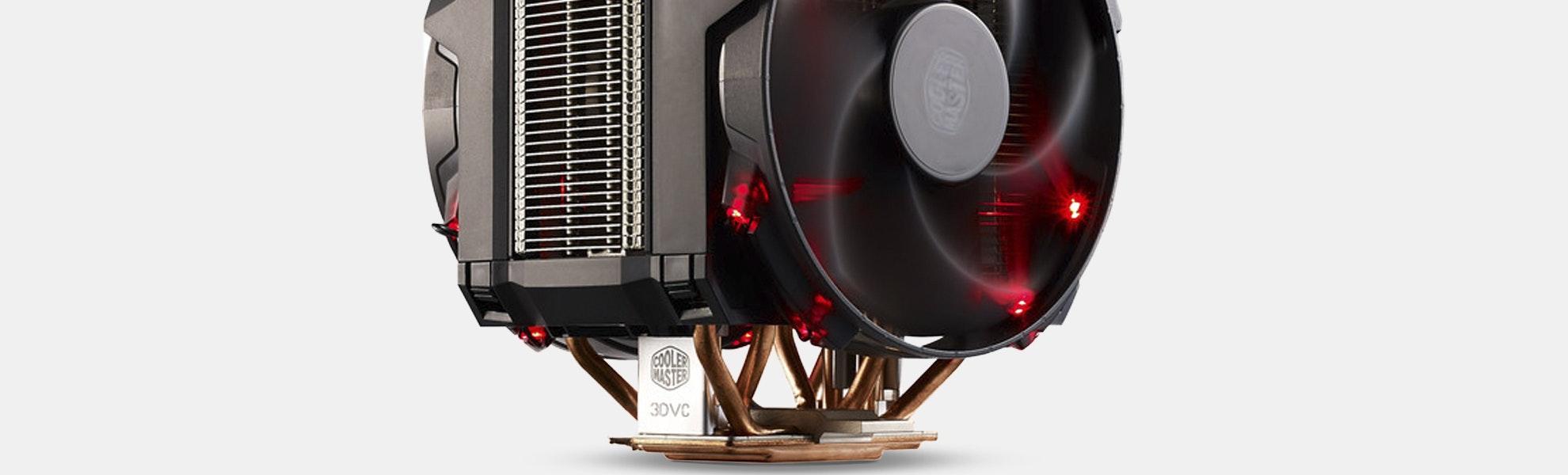 Cooler Master MasterAir Maker 8 CPU Air Cooler