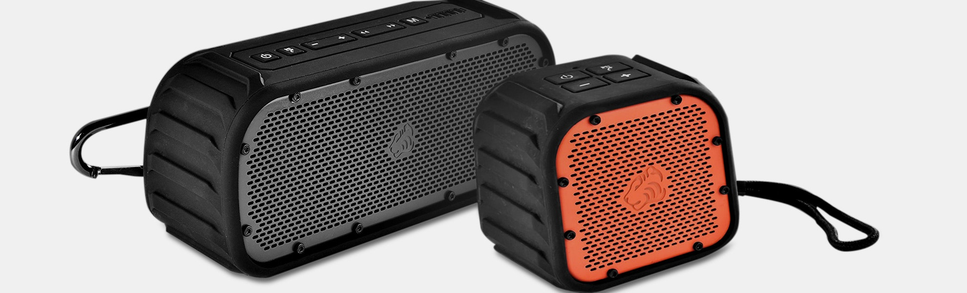 Corbett Waterproof Bluetooth Speakers