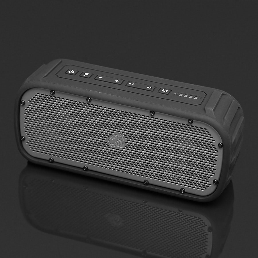 Corbett I S Waterproof Bluetooth Speaker