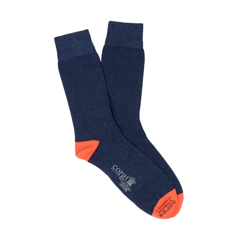 Blue Jeans-Orange