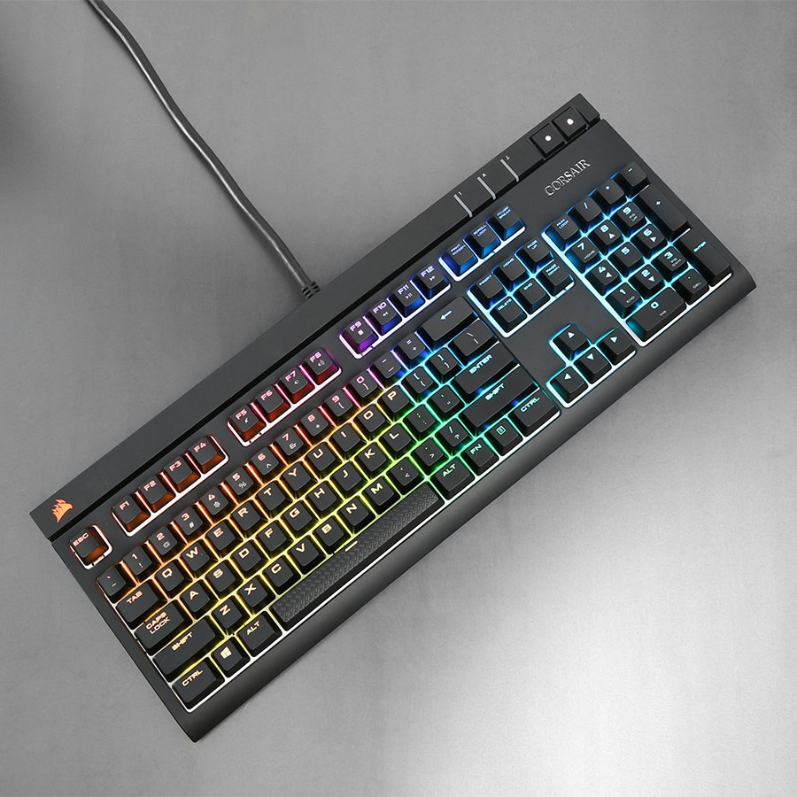 Corsair STRAFE RGB Mechanical Keyboard