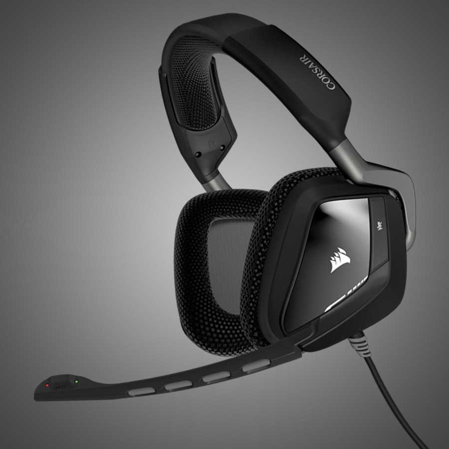 Corsair Void RGB 7.1 USB Dolby Gaming Headset