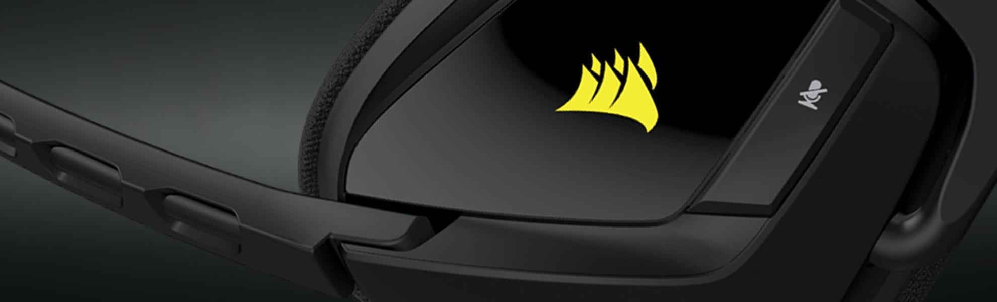 Corsair Void Wireless RGB Gaming Heaset