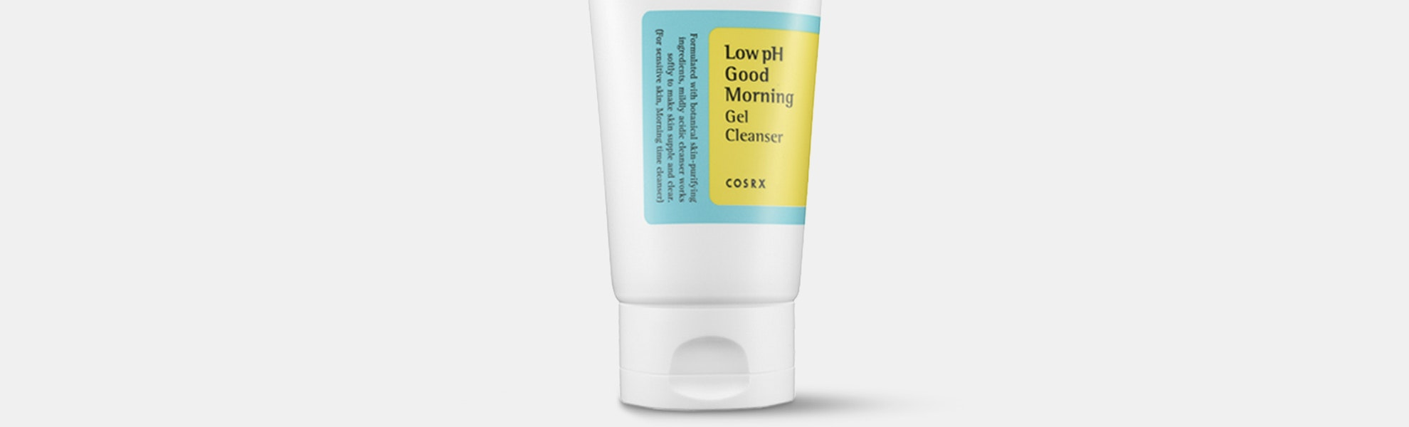 COSRX Low pH Good Morning Gel Cleanser (2-Pack)