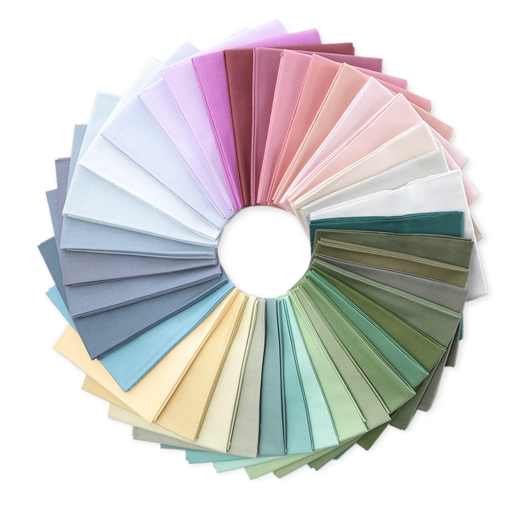 Cotton Couture New Colors Fat Quarter Bundle