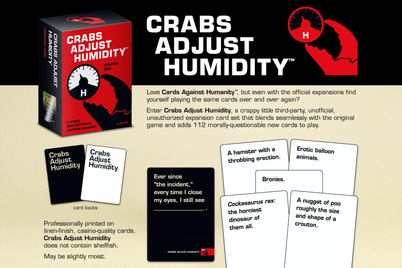 Crabs Adjust Humidity: Omni Claw Edition 1-5