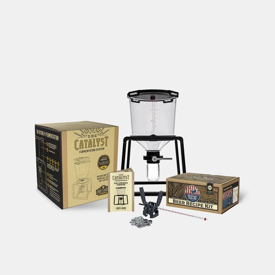 Craft A Brew New Brewer Starter Kit (5-Gallon)