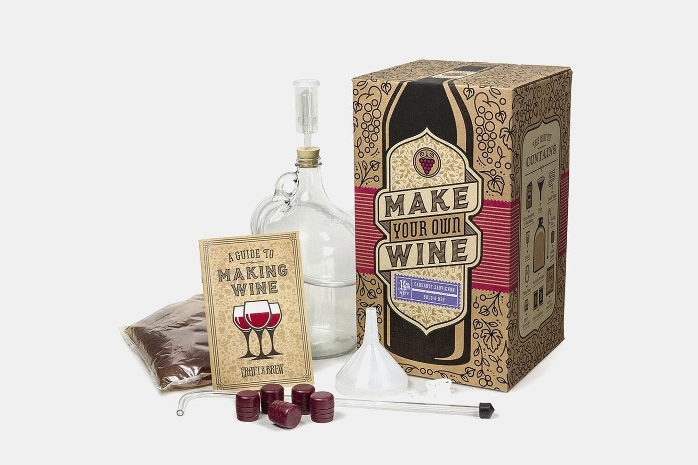 Craft A Brew Wine-Making Kit