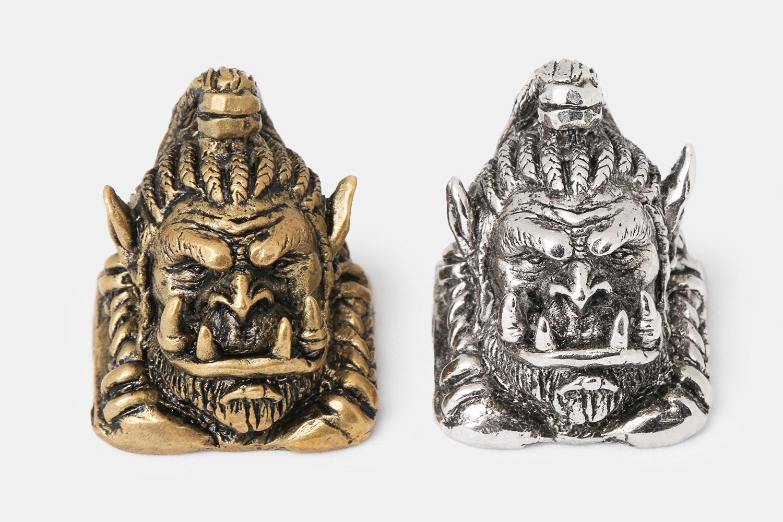 Craftkey Copper Orc Artisan Keycap