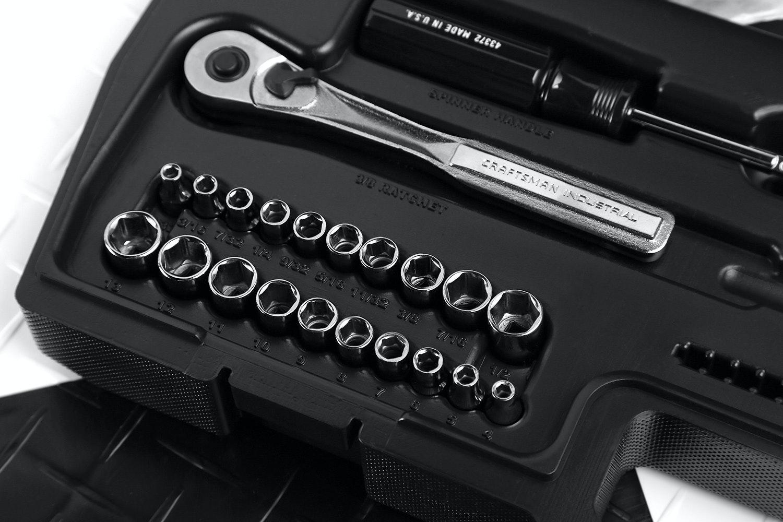 Craftsman Industrial 65-Piece Mechanics Tool Set
