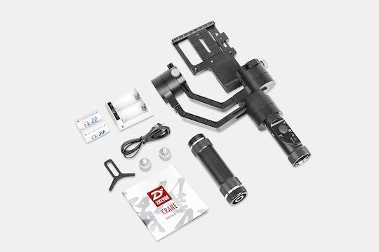 Crane Professional 3-Axis Stabilizer by Zhiyun