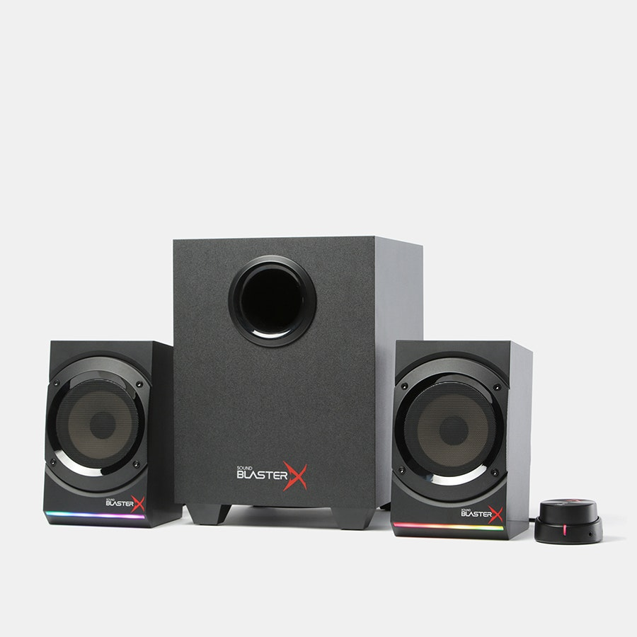 Creative Sound BlasterX Kratos S5 RGB 2.1 Speakers