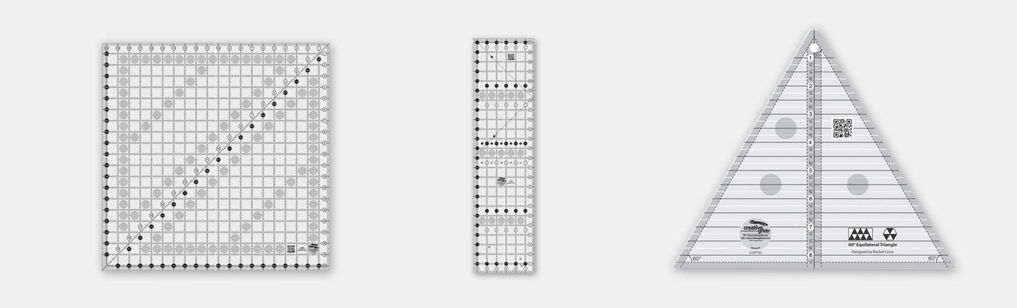 Creative Grids Ruler Bundle
