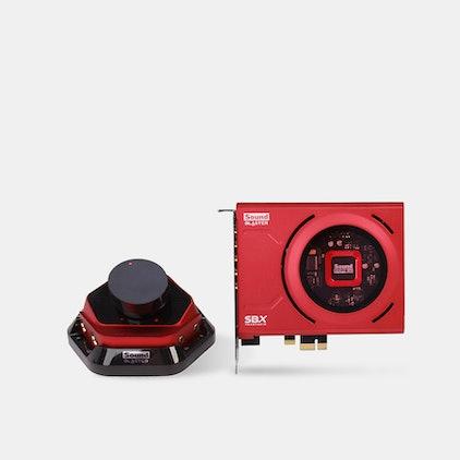 Shop Creative Labs SB 0880 PCI Express Sound Blaster X Fi Titanium