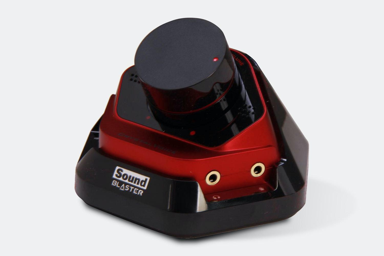 Creative Sound Blaster ZX PCIe Gaming Sound Card