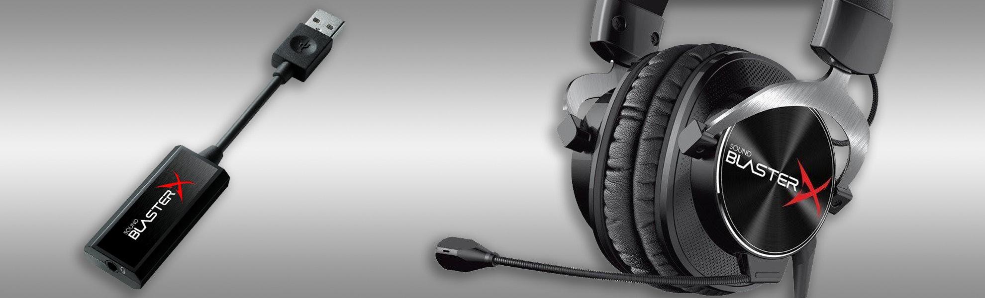 Creative Sound BlasterX H5 Special Edition Bundle