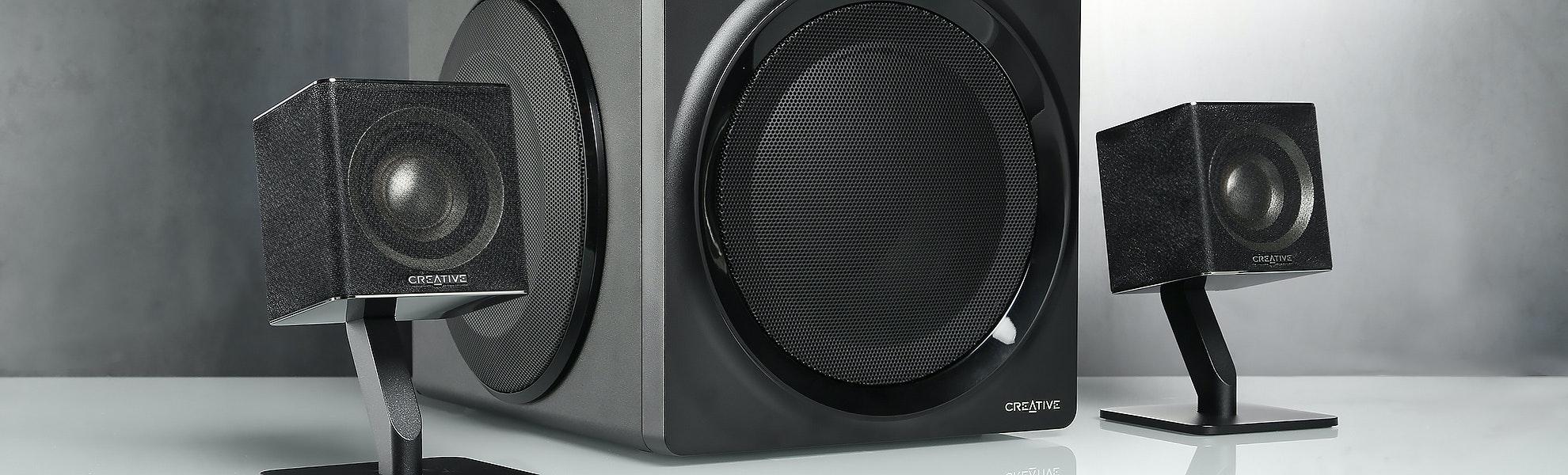 Creative T4 Wireless Bluetooth Speaker System