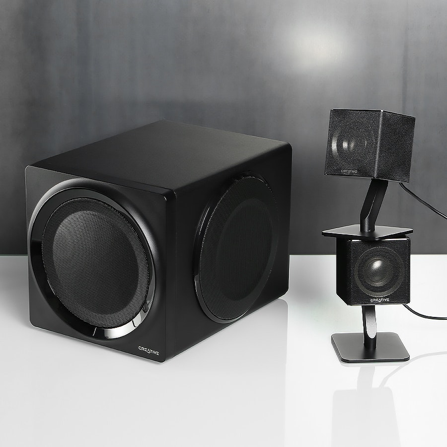 Creative T4 Wireless Bluetooth Speaker System