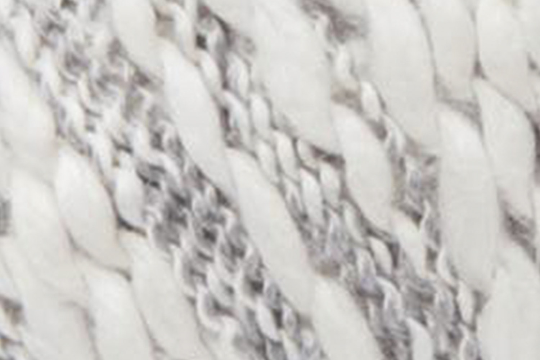 Silver – White