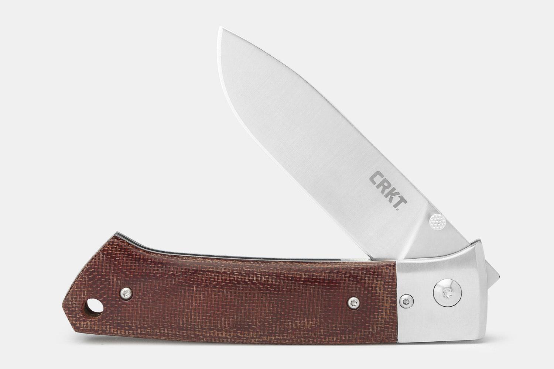 CRKT Torreya Liner Lock Pocket Knife
