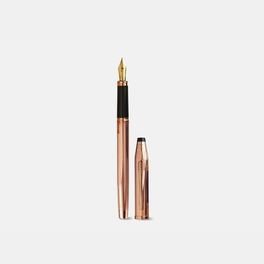 Cross Century II Rose Gold Fountain Pen