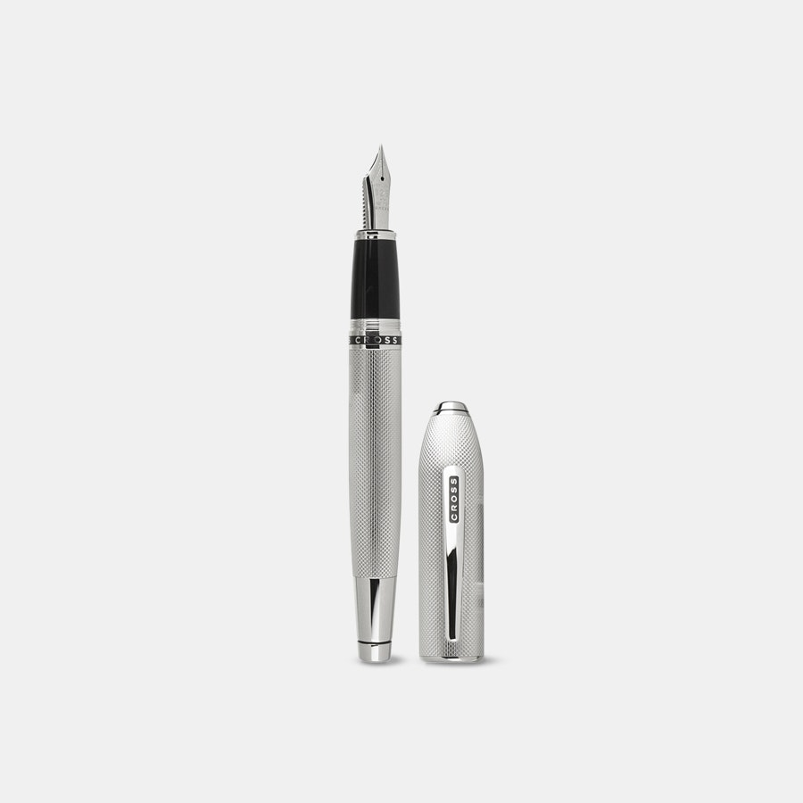 Cross Peerless 125 Platinum Fountain Pen