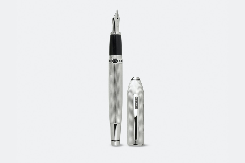 Cross Peerless 125 Platinum Fountain Pen