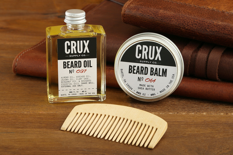 Crux Supply Co. Bearded Bundle