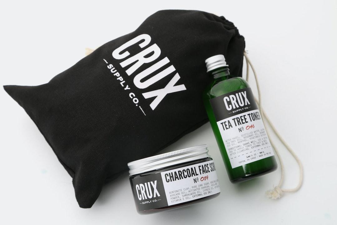 Crux Supply Co. Scrub & Toner Bundle