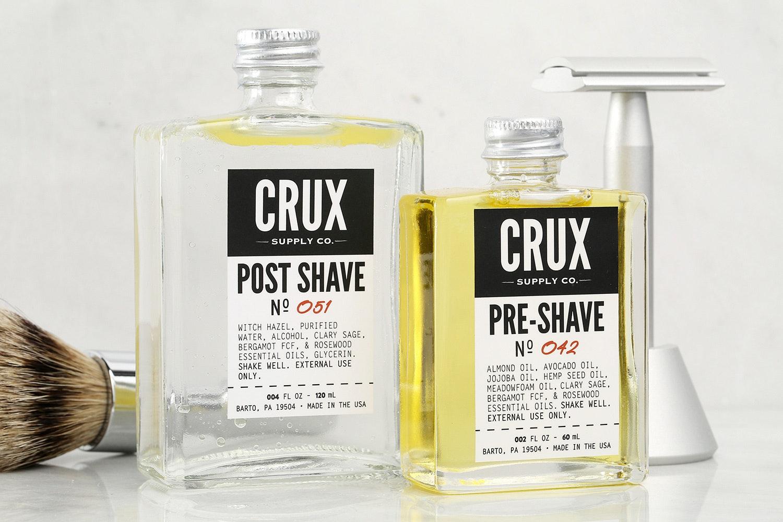 Crux Supply Co. Shaving Duo