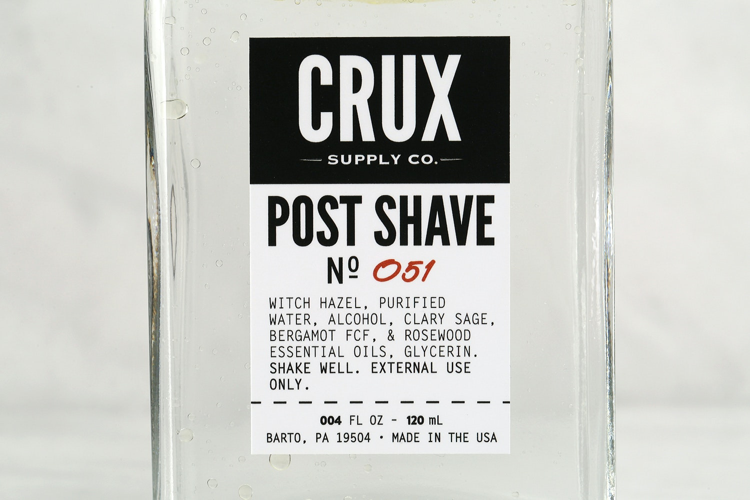 Crux Supply Co. Shaving Duo