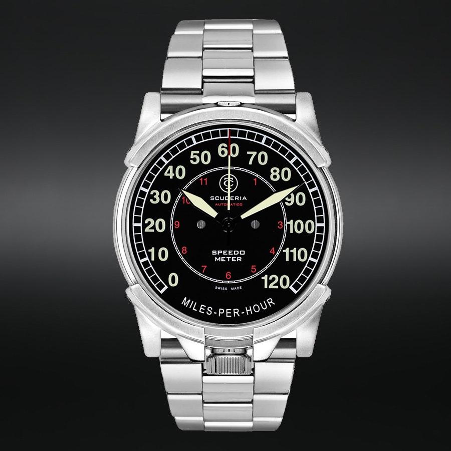 CT Scuderia Dashboard Automatic Watch