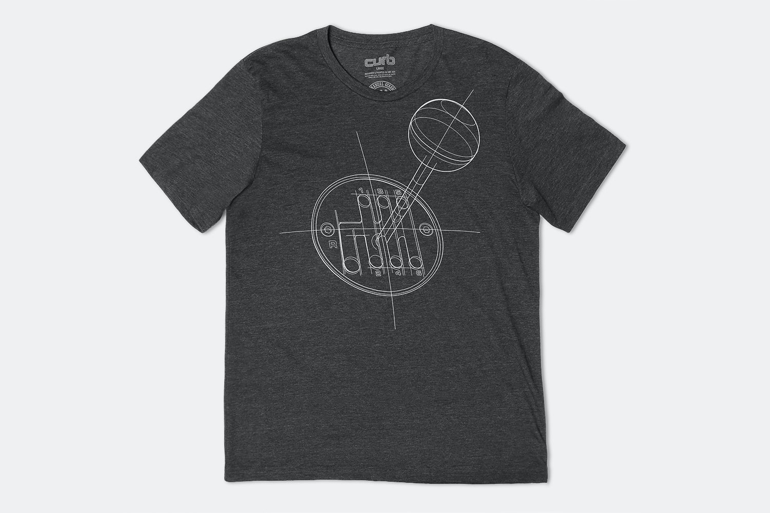 Curb: TMGPS Shifter Shirt