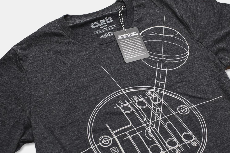 Curb: TMGPS Shifter Shirt