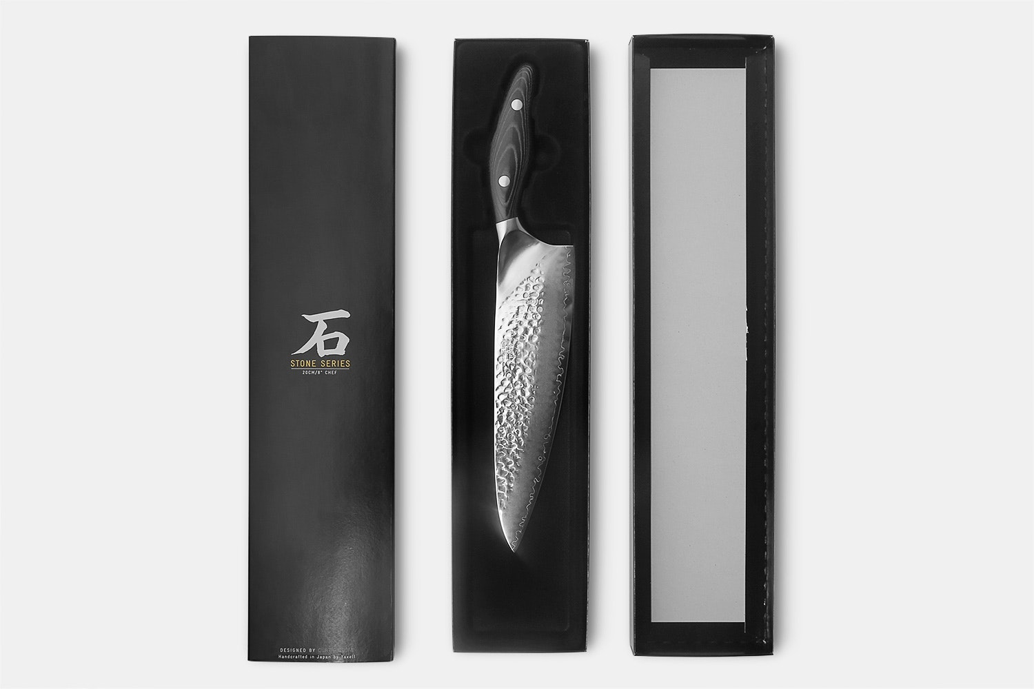 """Stone Series 8"""" Chef's Knife"""