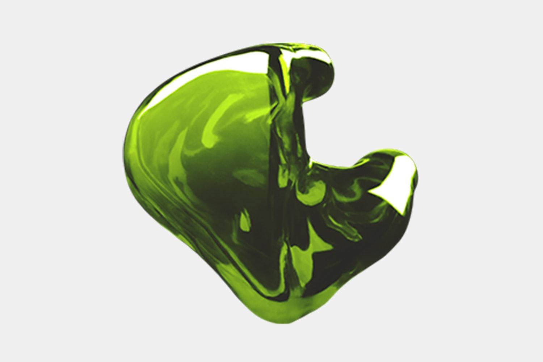Venomous Green Transparent