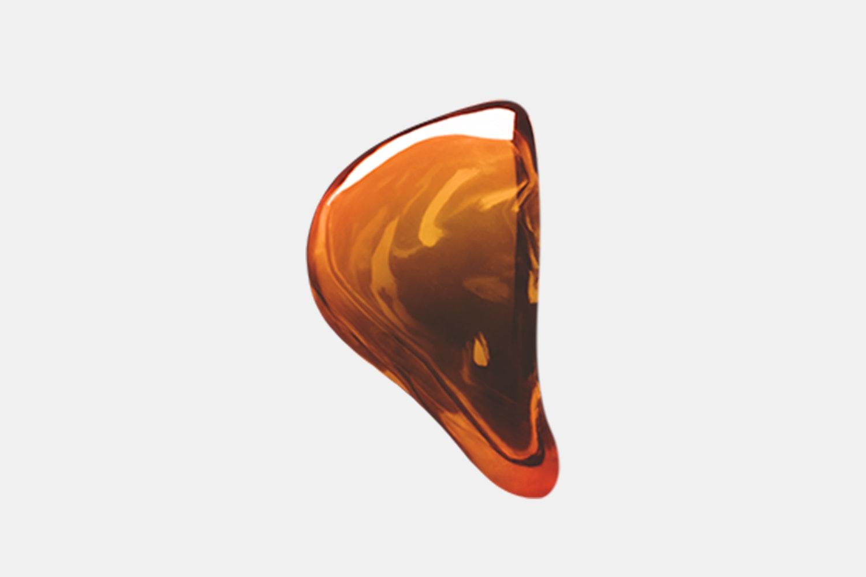 Amber Transparent