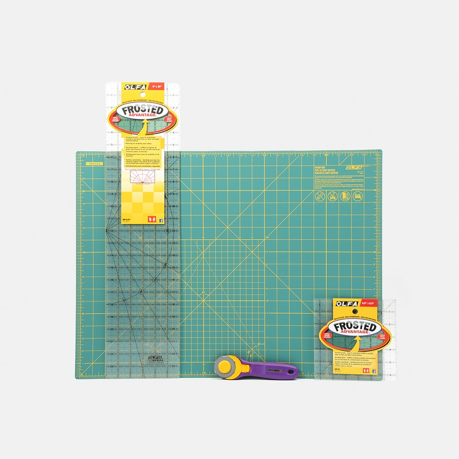 Olfa Cut Combo Rotary Cutter Set