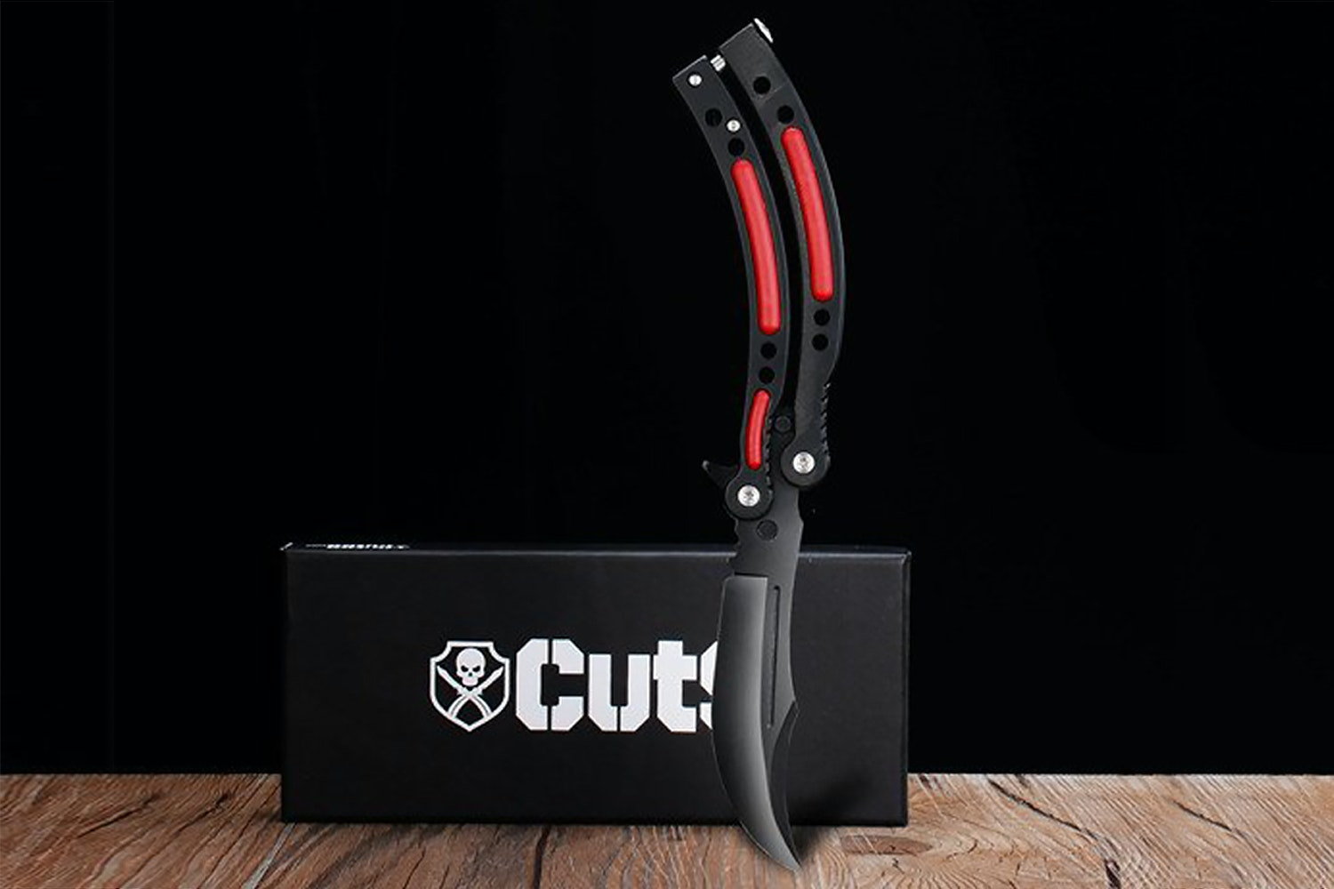 CutSS Knives CS:GO Butterfly Trainer