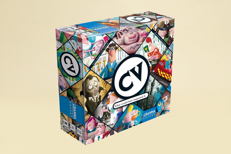 CV & CV: Gossip Board Game Bundle