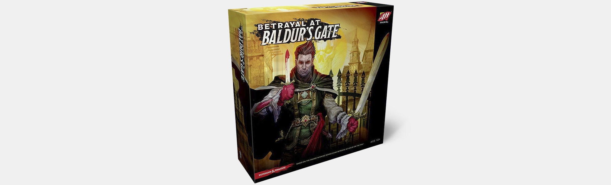 D&D: Betrayal at Baldur's Gate
