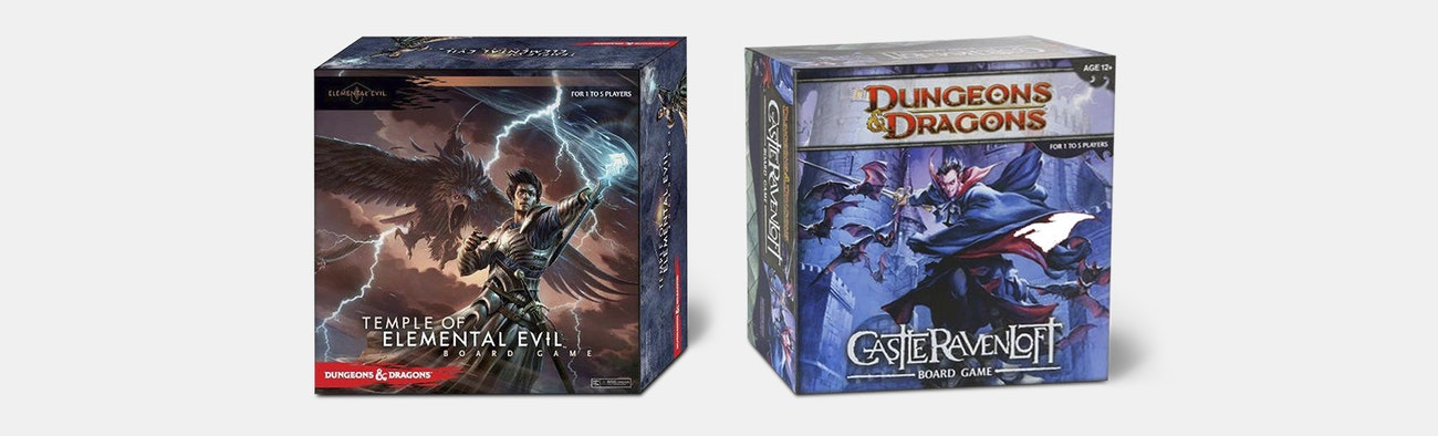 Dd Board Game Bundle 2 Pack Price Reviews Massdrop