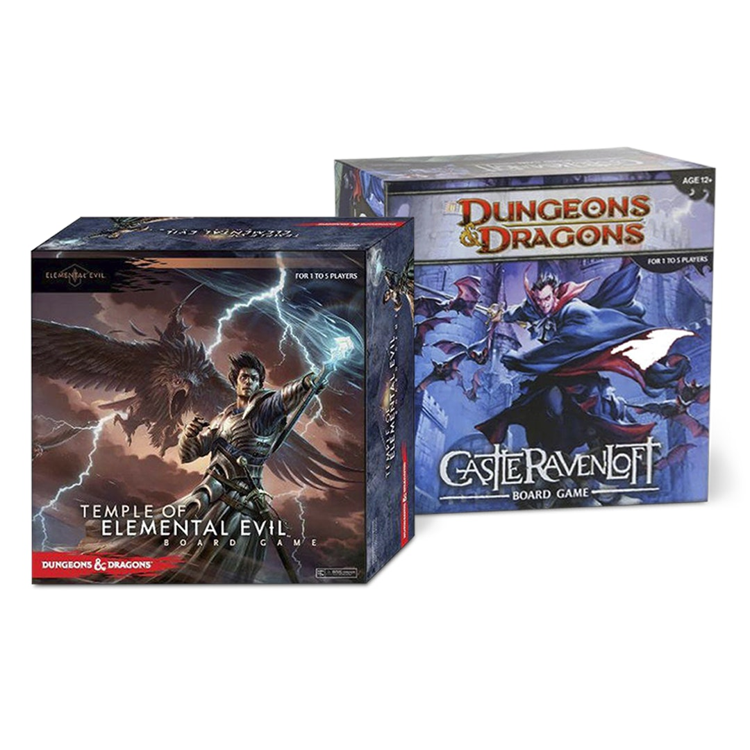 D&D Board Game Bundle (2-Pack)