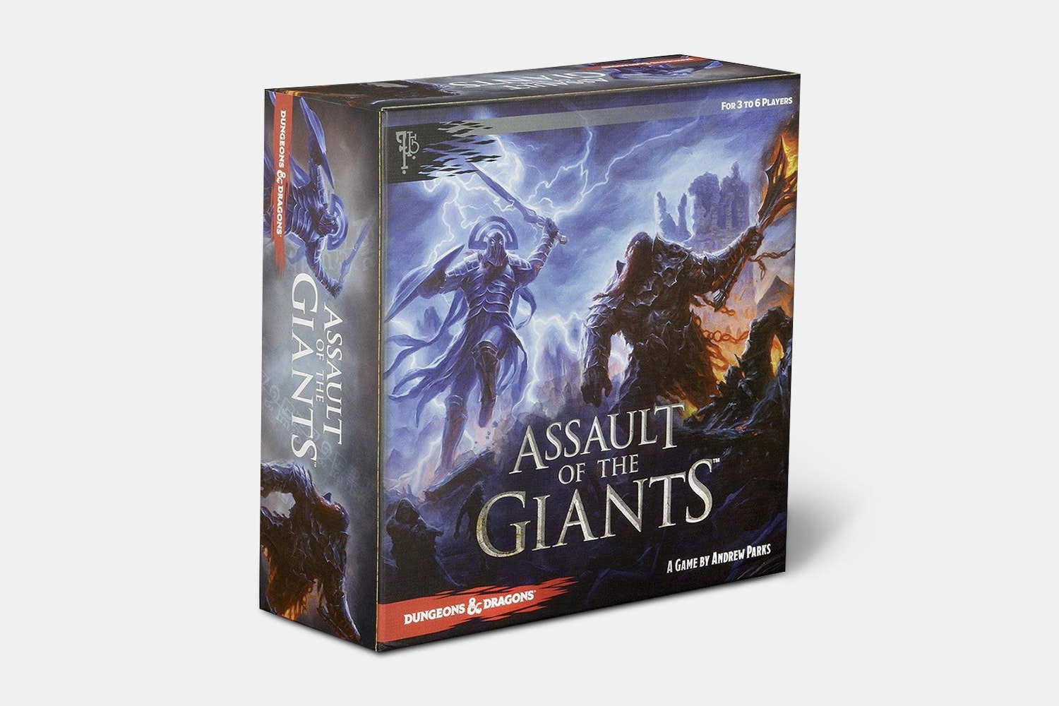 Assault of The Giants (+$5)