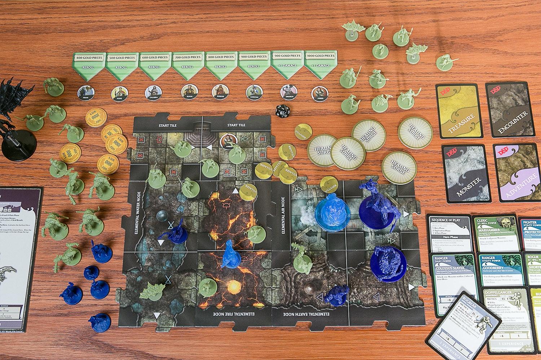 D&D: Ultimate Scenario Board Game Bundle (3-Pack)